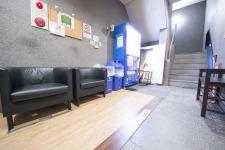 新宿BMTスタジオ ロビー