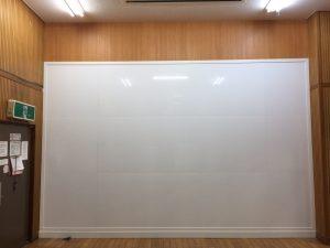 新宿BMTスタジオ ホワイトボード