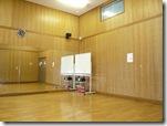 新宿ダンススタジオ スタジオ内の様子