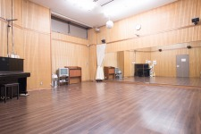 体操教室 ストレッチ教室 新宿BMTスタジオ Aスタジオ 床