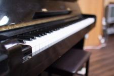 新宿BMT Aスタジオ ピアノ