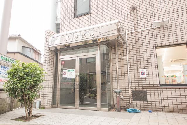 新宿BMTスタジオ 入り口