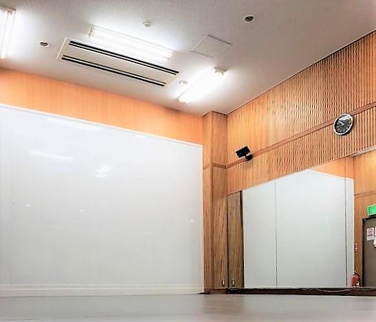 新宿 レンタルスタジオ BMT Aスタジオ ホワイトボード