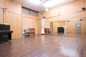 ボイトレレッスン を 新宿 貸しスタジオ