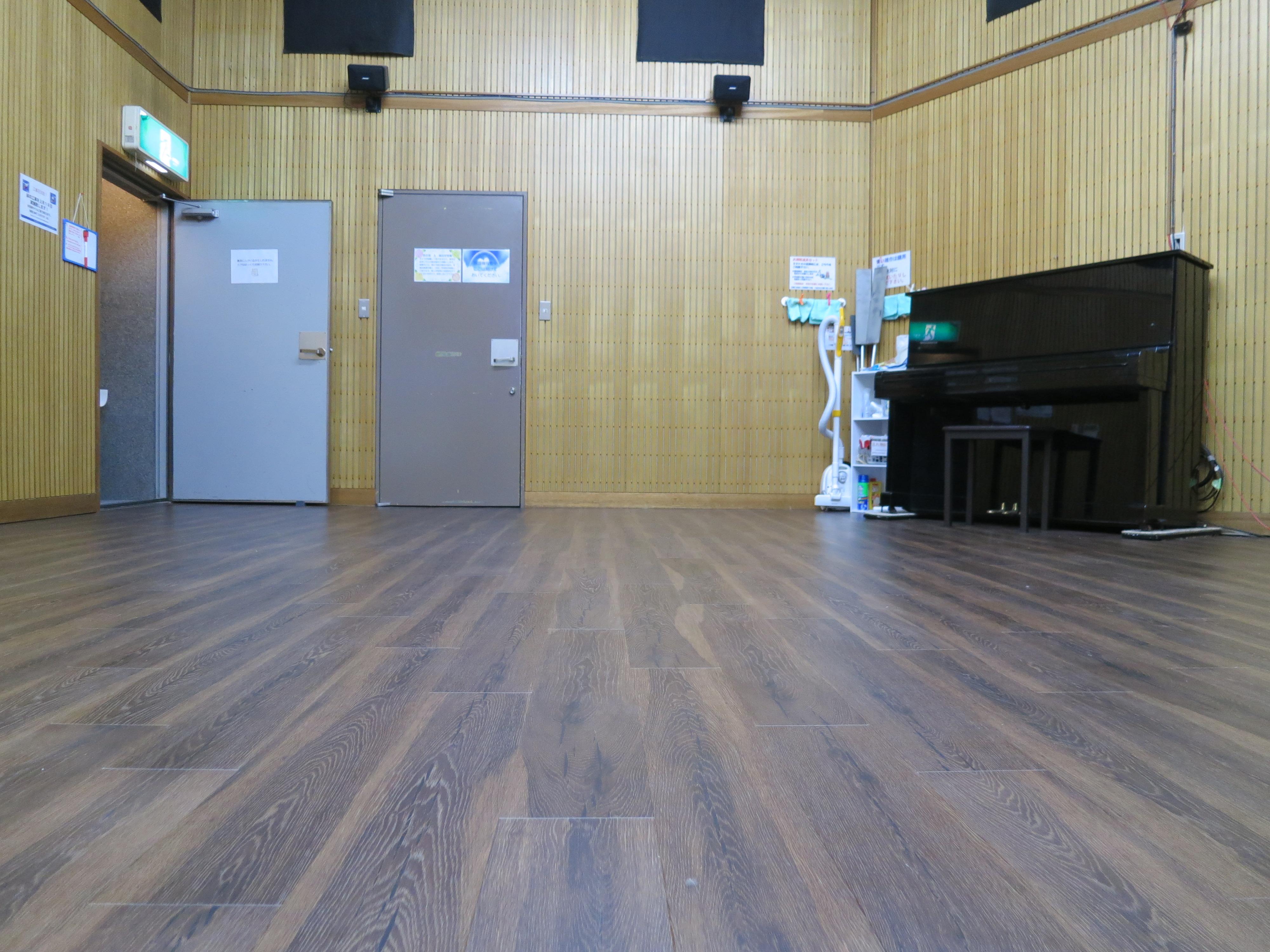 新宿スタジオ リニューアル 新宿BMT