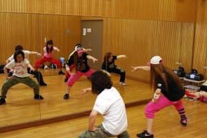 新宿レンタルスタジオ 主婦に人気の教室 ヒップホップ ジャズダンス